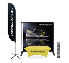 Step and Repeat Event Display Package