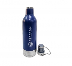 Personalized Stainless Steel Sports Bottle - Hot & Cold Camper